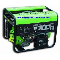 เครื่องกำเนิดไฟฟ้าใช้แก๊ส 5000W