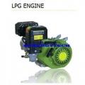เครื่องยนต์ใช้แก๊ส 5.5แรงม้า
