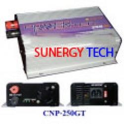 อินเวอเตอร์ On-Grid 250W STC-250GT แบบเชื่อมต่อสายส่งอัตโนมัติ