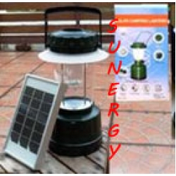 ตะเกียงเจ้าพายุ  Solar Camping Lamp STC-FL001