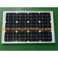 แผงโซล่าเซลล์ solarcellmonocystalline 10W