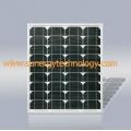 แผงโซล่าเซลล์ solarcellmonocystalline 40W