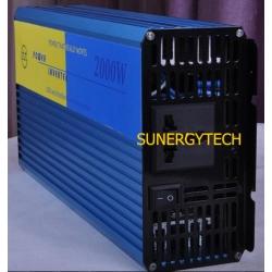 อินเวอเตอร์ 2000W Pure Sine Wave STC-S2000 ต่อตู้เย็นได้