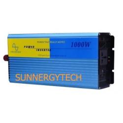 อินเวอเตอร์ 1000W Pure Sine Wave STC-S1000 ต่อตู้เย็นได้