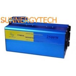 อินเวอเตอร์ 2500W Pure Sine Wave STC-S2500