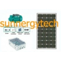 Solar surface DC pump