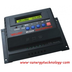 Solar charger controller 12/24V 30A