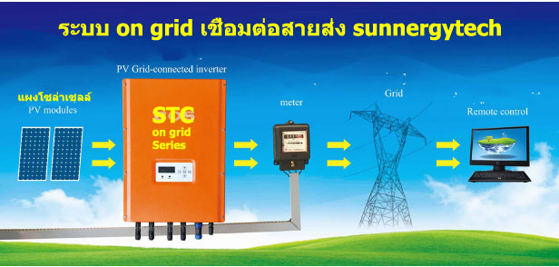 STC-project on grid